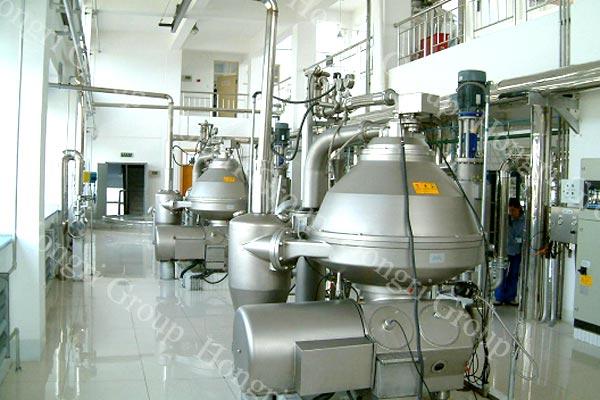 Crude Peanut oil refinery machine