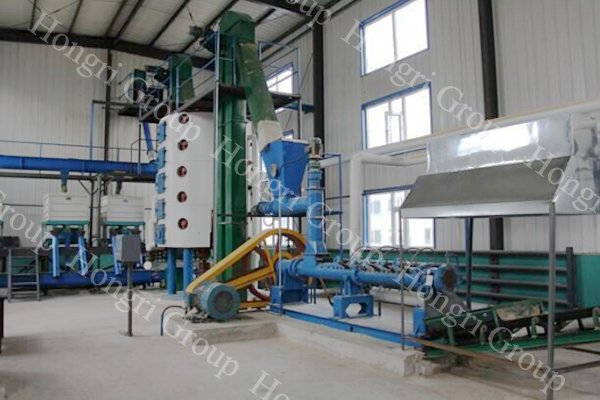 3-500 TPD Rice Bran Oil Turnkey Project