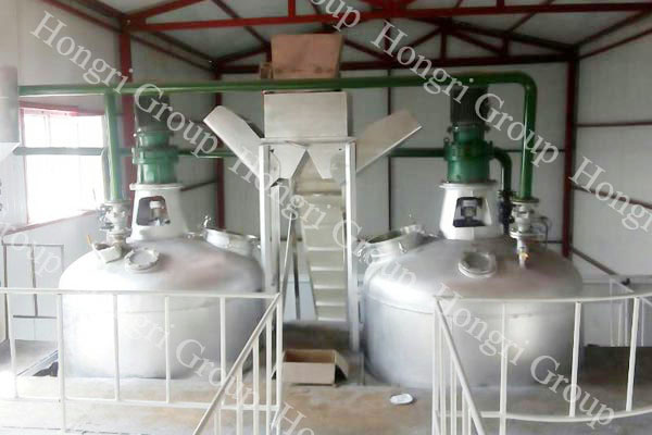 Beef Tallow Making Machine