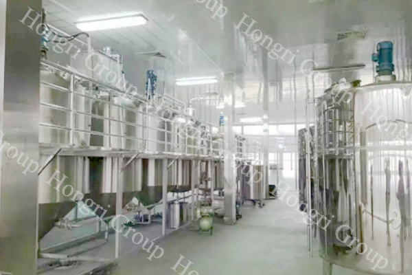 Capsanthin Extraction Machine