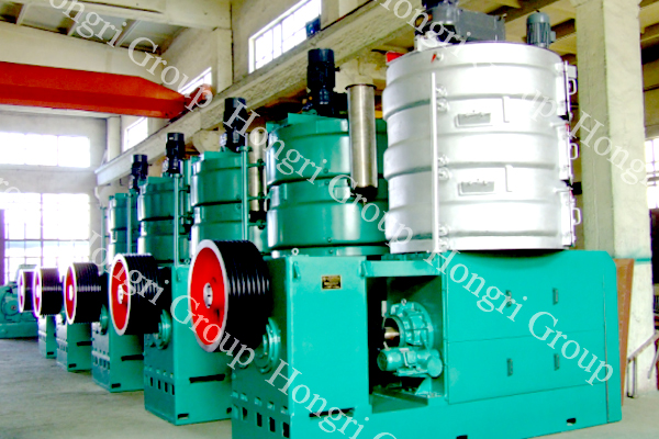 Cottonseed Oil Pretreatment & Pre-pressing Machine