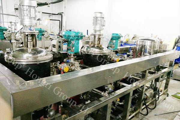 Curcumin Extraction Machine