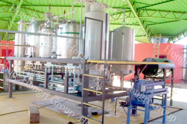 Small Biodiesel Making Plant Machine