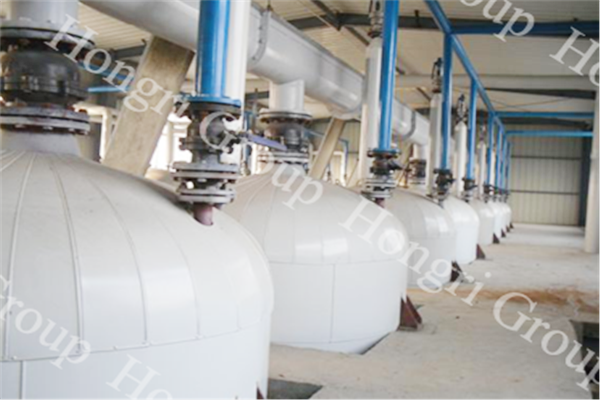 Turnkey Project of Animal Oil Plant