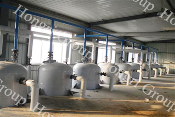 Turnkey Project of Chicken Oil Plant