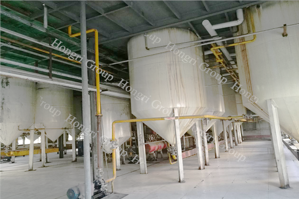 Turnkey Project of Fish Oil Plant