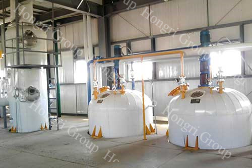 Turnkey Project of Groundnut Oil Making Plant