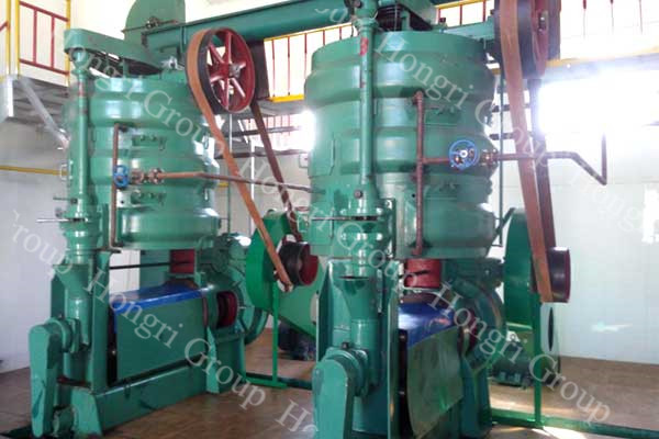 Turnkey Project of Sesame Oil Making Plant