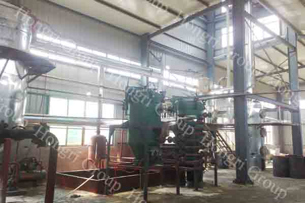 Palm Oil Press Plant