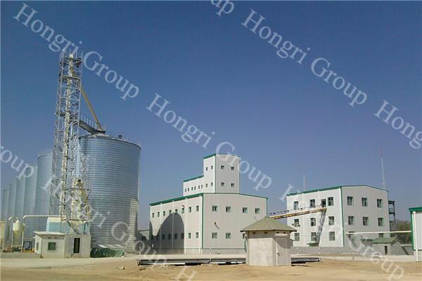 Zambia 100TPD Soyabean Oil Plant