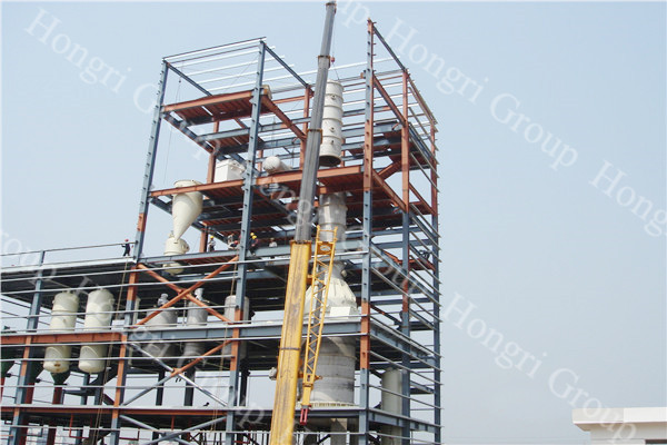 Zhumadian City 60TPD Biodiesel Production Plant
